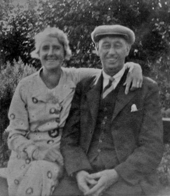 Lydia and Trevor Durham of Skelton, East Yorkshire