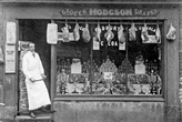 Crowle: Hector Hodgson Grocer's Shop, Cross Street