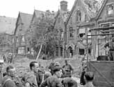 Goole: Boothferry Road After Bombing